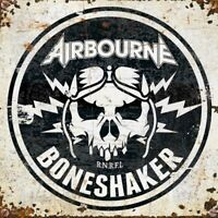 AIRBOURNE - BONESHAKER (LIMITED DELUXE EDITION )   CD NEU