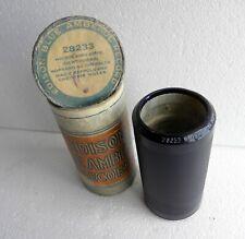 4-M-Cylinder-Phonograph-Record-Edison Blue Amberol-SOPRAN RAPPOLD+CONTR.MILLER
