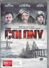 THE COLONY - BILL PAXTON -  NEW & SEALED REGION 4 DVD FREE LOCAL POST