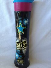 Super Black XXX Bronzer Indoor Tanning Bed Tan Lotion Devoted Creations New
