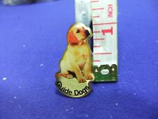 badge guide dogs charity appeal blind association donor donation health welfare