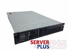 HP Proliant DL380 G7 server, 2x 3.46GHz HexaCore X5690, 128GB RAM, 4x 450GB SAS