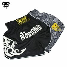 Men Boxing Pants Printing Mma Shorts Kickboxing Fight Grappling Short Muay Thai