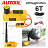 Car 6 Ton 12V DC Hydraulic Electric Jacks Electric Replace Tire Lifting Jack Kit