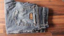 Wrangler Texas Stretch Herren Jeans Blau Stonewashed W30 L32