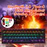 ANNE PRO 2 Backlight Gaming Keyboard Mechanical Feeling 61 Keys for PC Laptop