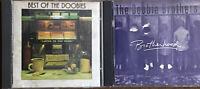 Best of the Doobies + The Doobie Brothers Brotherhood 1991 CD Lot