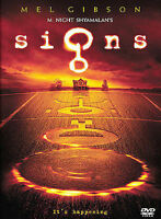 Signs [New DVD] Mel Gibson