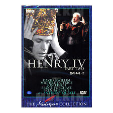 HENRY Ⅳ : PART TWO (1979) BBC Shakespeare DVD - David Giles (*New *All)