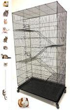 """55"""" Extra Large 5 level Ferret Guinea Pig Sugar Glider Rat Mice Degu Cage 284"""
