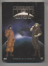 NEUF COFFRET 3 DVD MOONLIGHT MILE  INTEGRALE SAISON 2 SOUS BLISTER