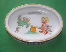 c1930 Art Deco Shelley See Saw Boo Boo's Baby Bowl Mabel Lucie Attwell
