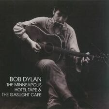 Bob Dylan Minneapolis Hotel & The Gaslight Cafe Reissue Vinyl 2lp New/