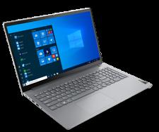 "Novo Lenovo thinkbook 15 G2 15.6"" FHD i7-1165G7 16GB 512GB Ssd Fpr Cam Win10 Pro"