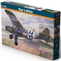PIPER L-4 H CUB/GRASSHOPPER (USAF, DUTCH, FRENCH & POLISH MKGS) 1/48 MISTERCRAFT