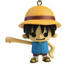 One Piece X Panson Works Luffy Figure Keychain
