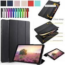 """For Samsung Galaxy Tab A 10.1"""" 10.5"""" T580 T590 Smart Folding Stand Case Cover"""