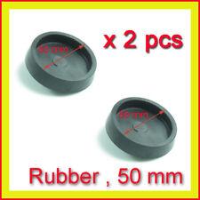 Sink plug 50mm,Kitchen,Basin,Caravan,Rubber,Plugs,Sinks,Hand basins , x 2 PCS ,