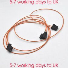 1M MOST Fibre Optic Loop Cable Bypass Connector For Mercedes BMW Porsche Audi VW