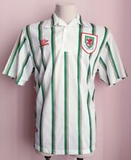 Wales 1993 - 1995  Away football Umbro shirt size L