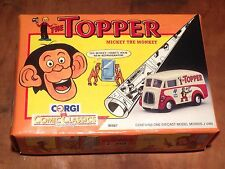 Corgi Comic Classics The Topper Mickey the Monkey Limited Edition #1522 BNIB
