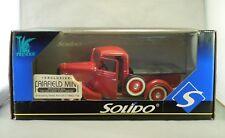 Prestige Solido Fairfield Mint Red Pickup Truck Die Cast Model Car