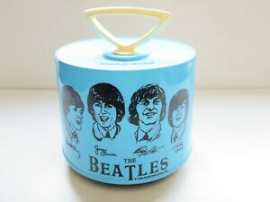 THE BEATLES  1966 DISC -GO-CASE  MFD BY CHARTER INDUSTRIES U-S-A