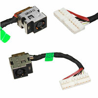 FOR DC POWER JACK HARNESS PLUG IN CABLE FOR HP Pavilion dv4-5113cl dv4t-5100 GO
