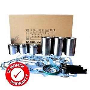 ENGINE OVERHAUL KIT FOR DAVID BROWN 770 TRACTORS