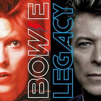DAVID BOWIE - LEGACY (THE VERY BEST OF DAVID BOWIE)   CD NEW!