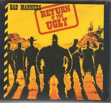 BAD MANNERS-RETURN OF THE UGLY  CD Oi!Oi!Oi! Skin/SKA/REGGAE/2TONE/RUDEBOY/