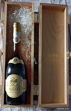 Vino Tokay /Tokaji Aszu' 4 puttonyos pregiato 500 ml.dolce  Ungheria anno 1997