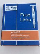 INDEL BAURU 80K 23'' EF80KCCIR/BOX FUSE LINKS ISO 9001 LOT OF 5