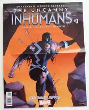 MARVEL The Uncanny Humans #0  /  DEADPOOL #45    Poster 13  x 10