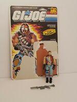 Vintage 1986 GI Joe Monkeywrench With Uncut File Card!!