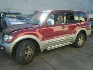 2001 MITSUBISHI PAJERO EXCEED  AUTO  WRECKING