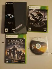 Halo 4 Limited Edition, 3 Reach Anniversary Xbox 360 Bundle Lot Free Shipping