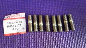 Mitsubishi Fuso Stud Cylinder MH002171 1 Set of 8 BRAND NEW