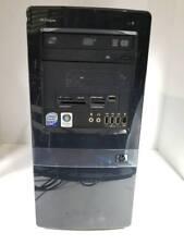 hp Compaq dx7500 c2d  E8400 3.0ghz 3gb 160gb Mem Reader combo win 7 64bit pc