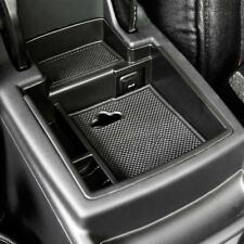 For 2009-2017 Audi Q5 Arm Rest Storage Box Glove Tray Center Console Bin Case
