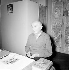 RIS ORANGIS c.1955 -E. Delly's Fondation Dranem Essonne-Négatif 6 x 6 - N6 IDF23