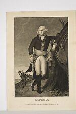 Général JB Jourdan Lafayette Bataille de Fleurus Père de Conscription Empire