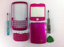 Carcasa Recambio Funda Blackberry Curve 8520 8530 WITH T5 T6 TORNILLO Dr