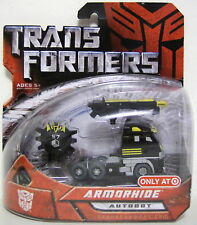 """ARMORHIDE Transformers 1 Movie 4"""" inch Scout Class Autobot Figure Target 2007"""