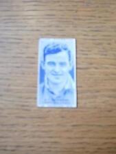 1951 Carreras Cigarette Card: 12 - Cardiff City - A T Sherwood  . No obvious fau