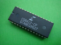10PCS CS8412-CP DIGITAL AUDIO INTER FACE RECEIVER IC