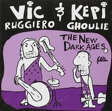 Vic Ruggiero & Kepi Ghoulie - The New Dark Ages (CD, 2009, Asian Man Records)