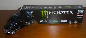 Monster Energy Tickford racing custom V8 supercars transporter truck