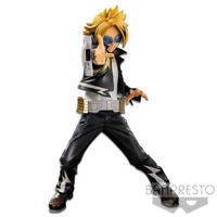 Banpresto My Hero Academia Anime Amazing Heroes Figure Denki Kaminari BP16372