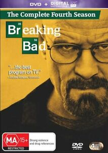 Breaking Bad - Season 4 DVD